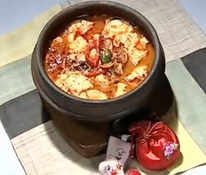아름다운 한국음식 - 순두부찌개(영어 자막)