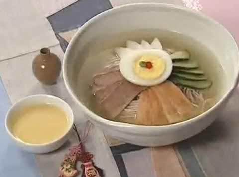 한국음식 Best 12 - 냉면(영어자막)