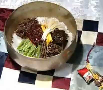 한국음식 Best 12 - 비빔밥(영어자막)