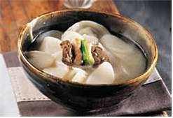 한국의 절식(節食)과 시식(時食) 풍속 1월