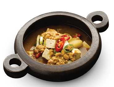 보글보글 끓여낸 보약 한 그릇