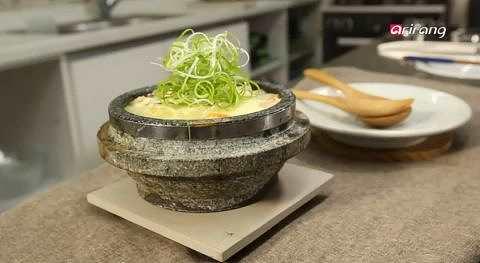 돌솥 치즈 갈비밥